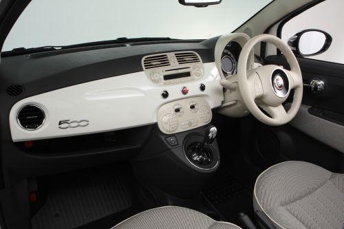 Fiat 500 インパネ